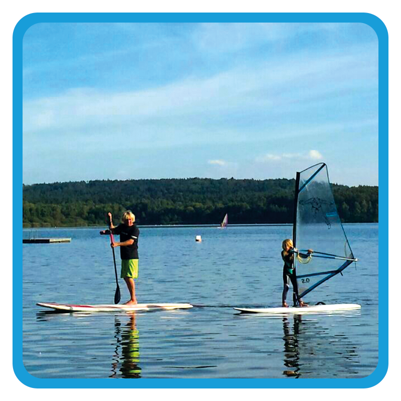 Windsurfschule Brombachsee